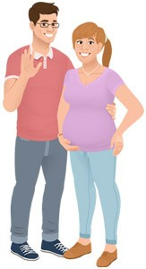 pregnant-carla_graham_waving_purple_2-163x300
